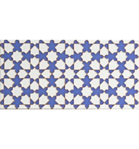 Relief Arabian tile MZ-010-14
