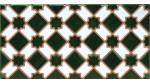 Faïence arabe relief MZ-001-21