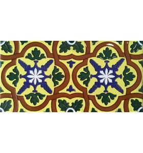 Sevillian relief tile MZ-031-03