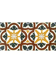 Sevillian relief tile MZ-031-01