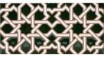 Azulejo Árabe relieve MZ-006-21