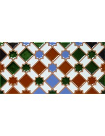 Relief Arabian tile MZ-001-00