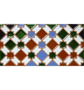 Relief Arabian tile MZ-001-00
