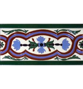 Sevillian relief tile MZ-056-00