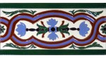 Azulejo Sevillano relieve MZ-056-00