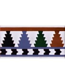 Azulejo Árabe relieve MZ-019-00