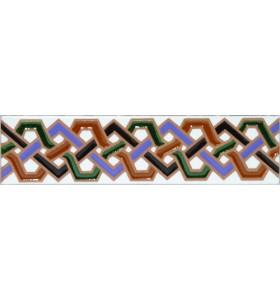 Relief Arabian tile MZ-008-00