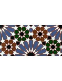 Arabischen geprägte fliesen MZ-011-00