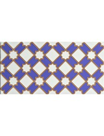 Relief Arabian tile MZ-001-14