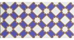 Azulejo Árabe relieve MZ-001-14