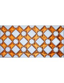 Arabian relief copper tiles MZ-001-19