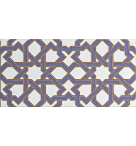 Azulejo Árabe relieve MZ-006-14