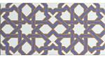 Sevillian relief tile MZ-006-14