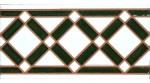 Sevillian relief tile MZ-009-12