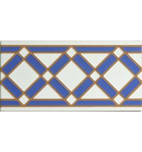 Azulejo Árabe relieve MZ-009-14