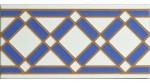 Sevillian relief tile MZ-009-14