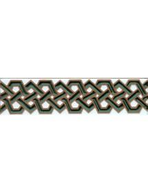 Faïence arabien relief MZ-008-21