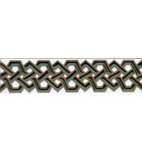 Azulejo Árabe relieve MZ-008-21