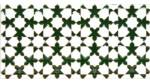 Faïence arabe relief MZ-010-12