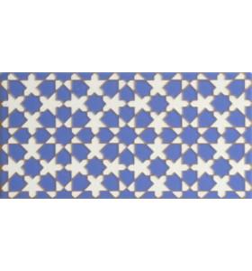 Azulejo Árabe relieve MZ-010-41