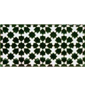 Faïence arabe relief MZ-010-21