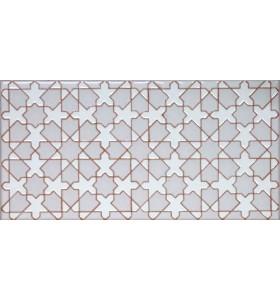 Faïence arabe relief MZ-010-61