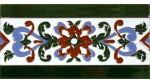 Sevillian relief tile MZ-033-00