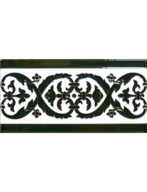 Sevillian relief tile MZ-026-21
