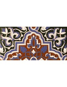 Sevillian relief tile MZ-032-00