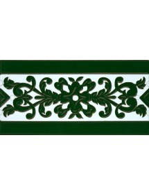 Sevillian relief tile MZ-033-21