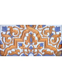 Azulejo Sevillano relieve MZ-032-941