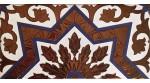 Faïence sévillan cuivre MZ-038-941