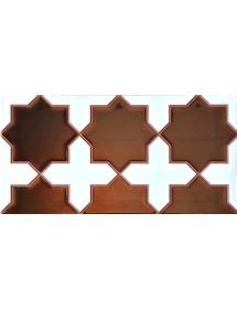 Faïence arabe relief MZ-071-91