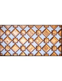 Arabian relief copper tiles MZ-001-91