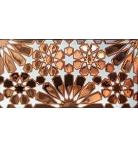 Arabian relief copper tiles MZ-011-91