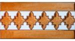 Azulejo Árabe relieve MZ-004-91