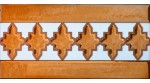 Faïence arabe relief MZ-004-91