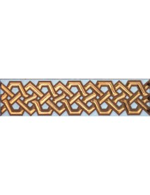 Arabian relief copper tiles MZ-008-91