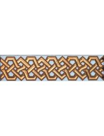 Arabian relief copper tiles MZ-008-91