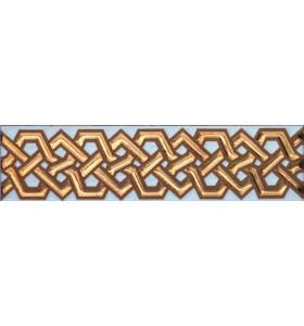 Faïence arabe relief MZ-008-91