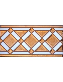Arabian relief copper tiles MZ-009-91