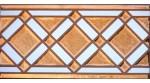 Faïence arabe relief MZ-009-91