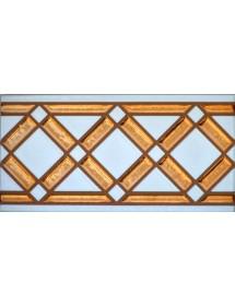 Arabian relief copper tiles MZ-009-19