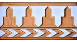 Faïence arabe relief MZ-016-91