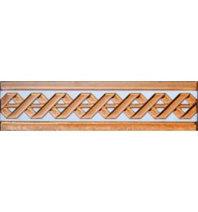 Faïence arabe relief MZ-017-91