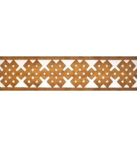 Faïence arabe relief MZ-025-91