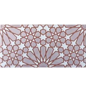 Faïence arabe relief MZ-011-61