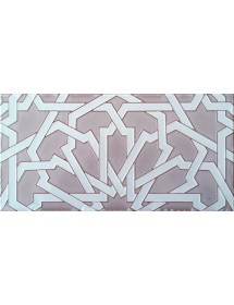 Azulejo Árabe relieve MZ-040-61