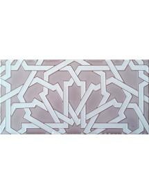 Faïence arabe relief MZ-040-61