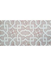 Azulejo Árabe relieve MZ-067-61